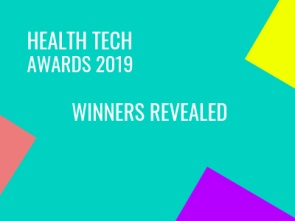 Winners at the Health Tech Awards