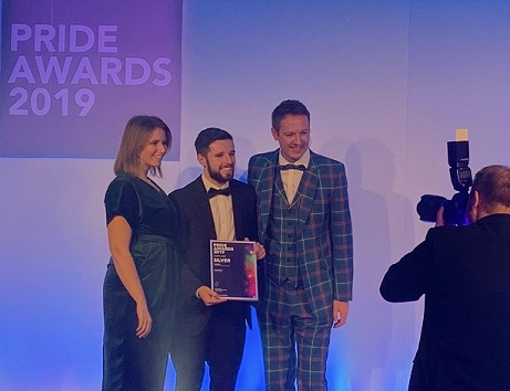 CIPR North East PRide Awards Success