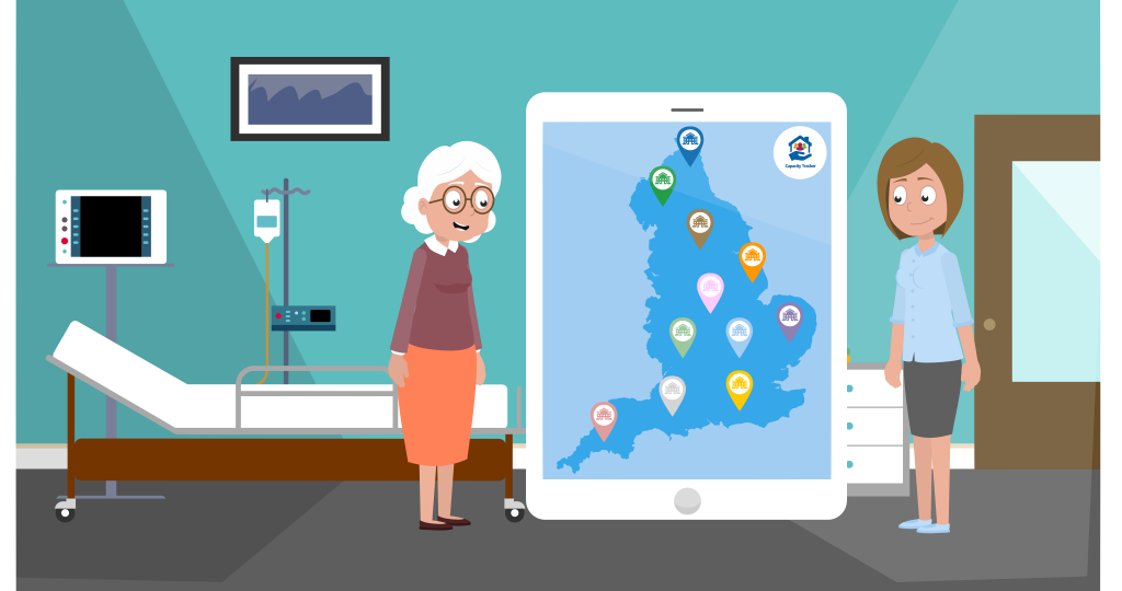 Capacity Tracker: reshaping the way we manage care home capacity