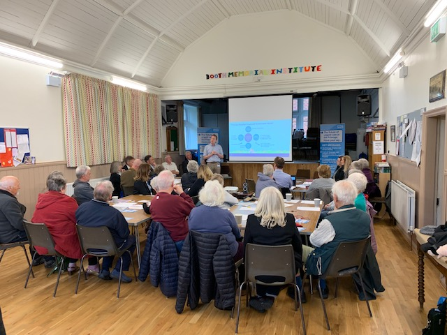 Public consultation on the future of urgent care services at the Friarage Hospital in Northallerton