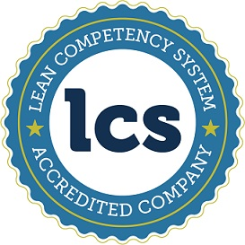 NECS has achieved Lean Competency System accreditation